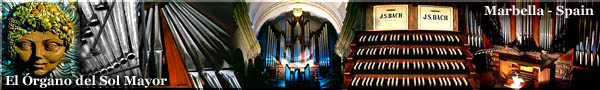 Marbella's Grand Organ in Spain